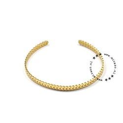 ZAG Bijoux  ZAG bijoux armband  - ibiza basic gold