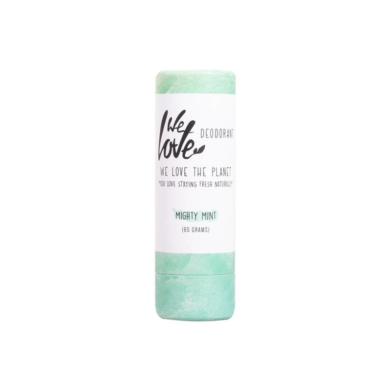 We love the Planet We Love the Planet deodorant stick - Mighty Mint