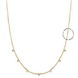 ZAG Bijoux jewellery ZAG Bijoux Diamonds necklace - gold