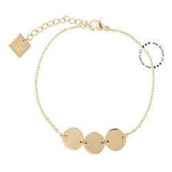ZAG Bijoux jewellery  ZAG Bijoux coins armband - goud