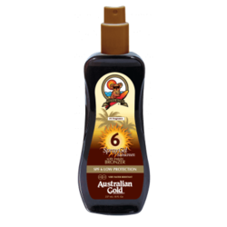 Australian gold Australian Gold SPF 6 spray gel