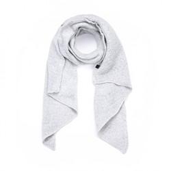 Winter zachte sjaal - light grey