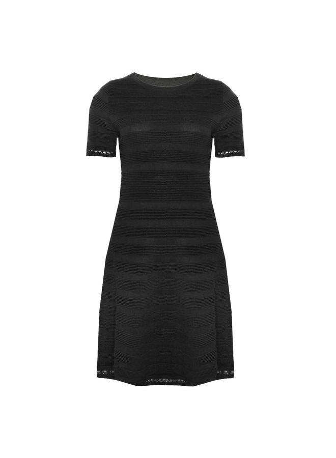 Nikkie Dress - Black