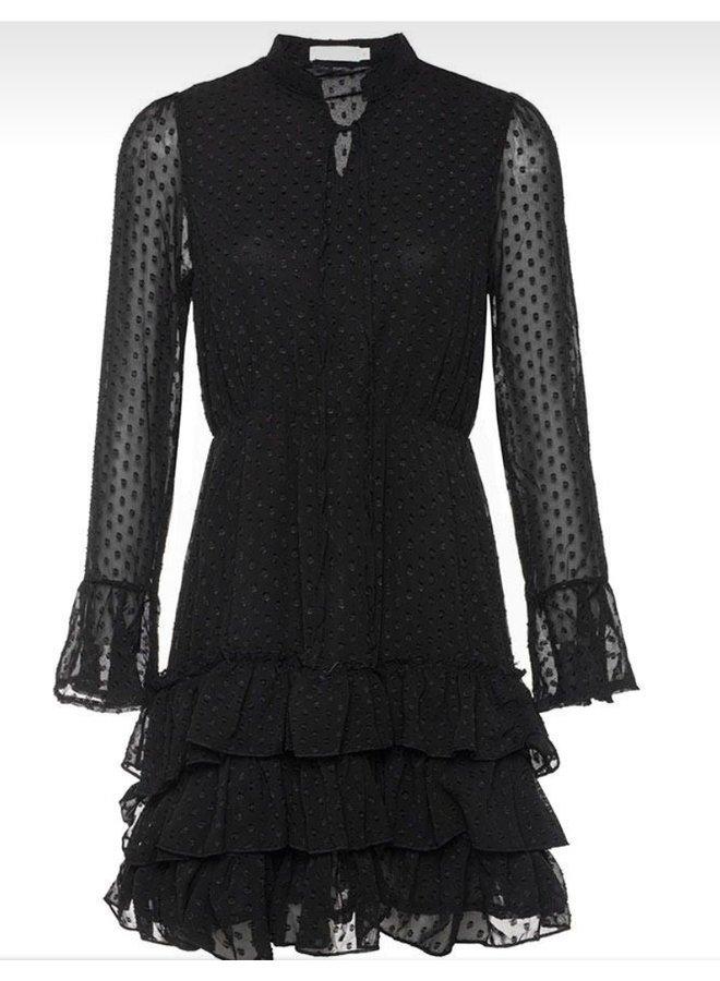 Layer Dress - Zwart