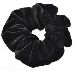 Scrunchies velvet -black