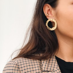 ZAG Bijoux  ZAG Bijoux  Ear Cuff oorbel  -  Goud