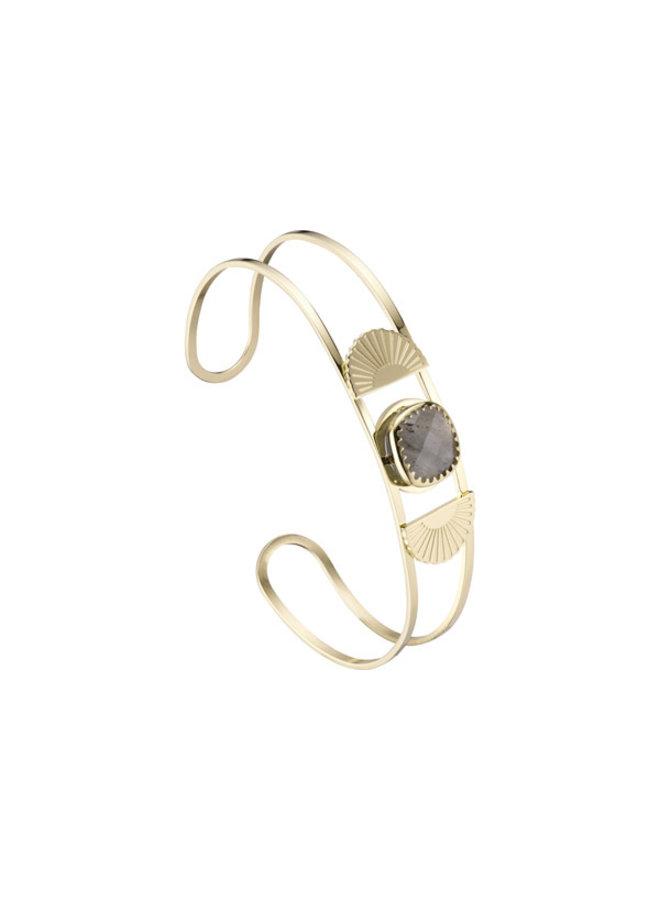 ZAG Bijoux Bohemian armband - Goud