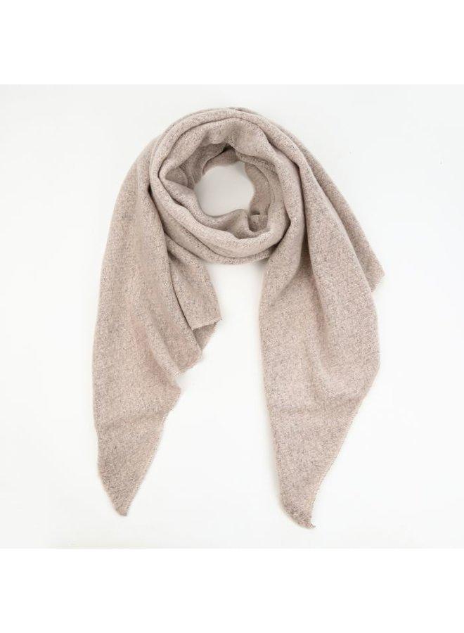 Winter zachte sjaal - rose