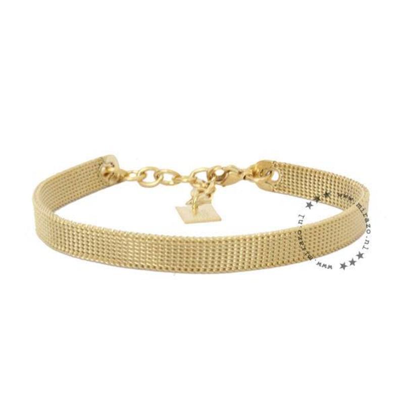 ZAG Bijoux jewellery  ZAG armband basic goud
