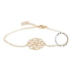 ZAG Bijoux jewellery  ZAG armband filigrain goud