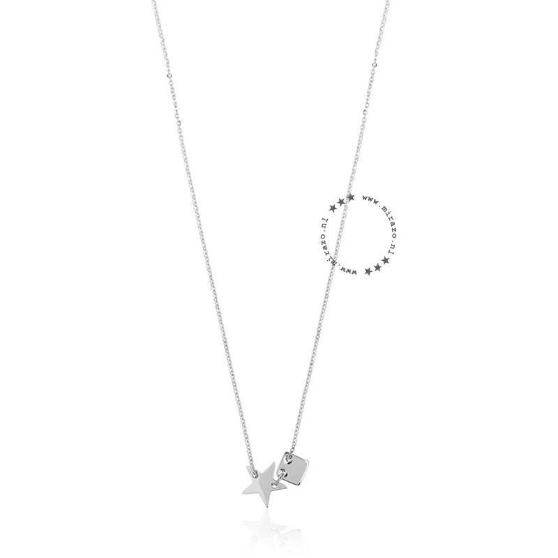 ZAG Bijoux jewellery ZAG ketting star zilver necklace