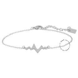 ZAG Bijoux jewellery  ZAG armband heartbeat zilver