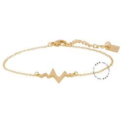 ZAG Bijoux jewellery  ZAG armband heartbeat goud