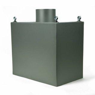 Capa para gerador de CO2
