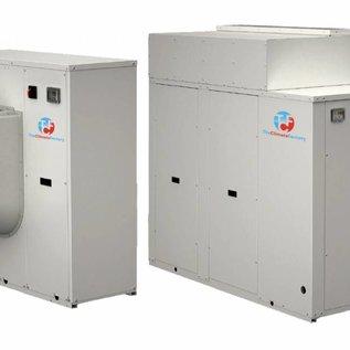 OptiClimate Enfriadora de agua para instalación en el interior