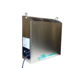 OptiClimate Biogreen Generador de CO2 - Gas natural (GN) 1-4KW