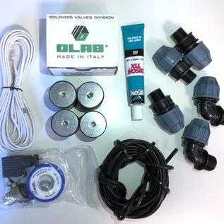 OptiClimate Kit de conexão