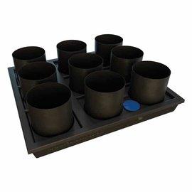 Autopot Auto9 XL System 18.9 Ltr Smart Pots