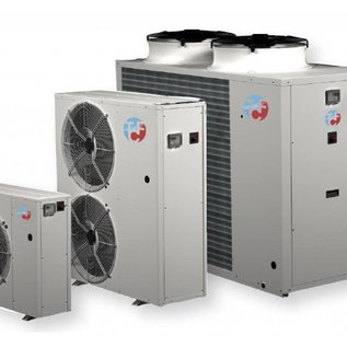 OptiClimate 43,72 KW Air/water chiller for outdoor installation