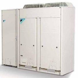 Air cooled scroll inverter heat pump EWYQ-BAWP