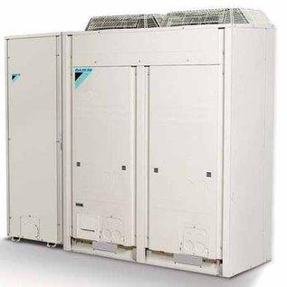Luftgekühlte Scroll-Inverter-Wärmepumpe EWYQ-BAWP