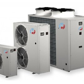 OptiClimate Outdoor water chiller