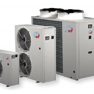 OptiClimate Water chiller for outdoor installation