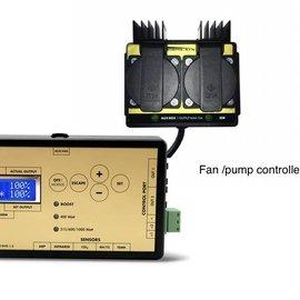 OptiClimate Lüfter- / Pumpensteuerung für OC Chiller eingestellt