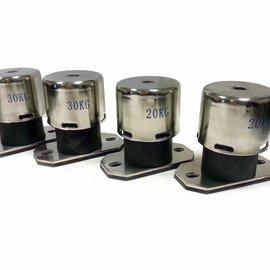 OptiClimate 6000 PRO3 and PRO4 Vibration isolator springs