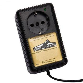 OptiClimate CO2 Sensor for DimLux Maxi Controller (10m)