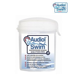 Audiol Audio L Swim ears pray