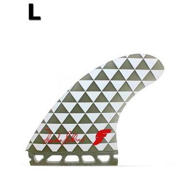 Future - Pancho Sullivan's Signature Fin fiberglass