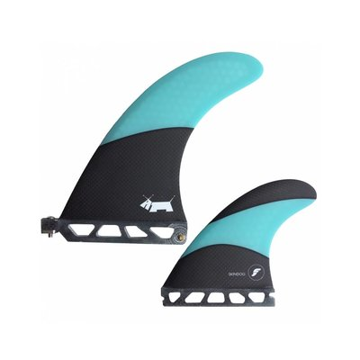 Futures - Skindog 2+1 Techflex Fin Set