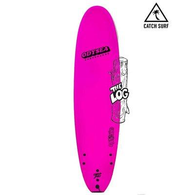 Catch Surf - Odysea Log 8'0 - Hot Pink