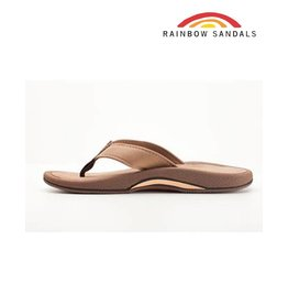 Rainbow Sandals Rainbow Sandals - The Navigator - Dark Brown