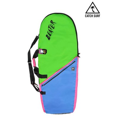 Catch Surf - Surfboard bag - Lime / Blue