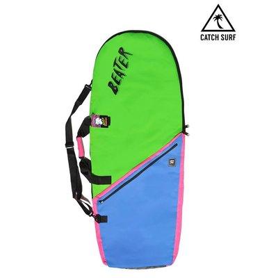 Catch Surf - Surfboard bag - Lime / Blue