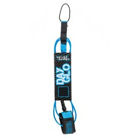 Sticky Bumps Sticky Bumps - Day Glo leash 6'