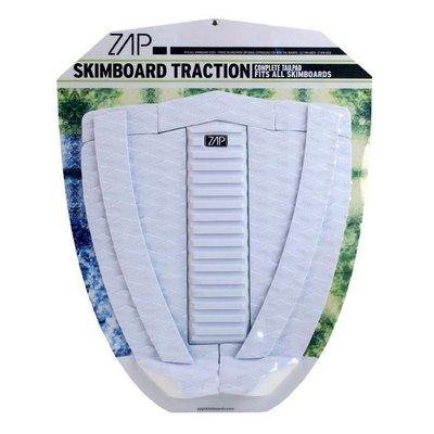 ZAP - Tailpad   Deluxe  White