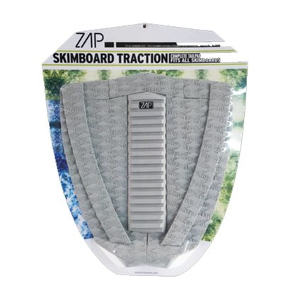 ZAP - Tailpad   Deluxe  Grey