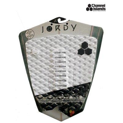 Channel Islands - Jordy Smith Grip - white / black