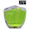 ZAP ZAP - LAZER  Tailpad / Archbar set  Lime