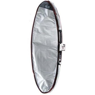 O&E -  Barry Basic Double Surfboard Board Cover 6'0