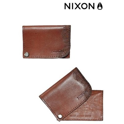 NIXON  Trait Card Wallet