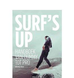 Books Surf's Up, Handboek van dummy tot pro
