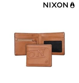 Nixon .NIXON Labelled Bi-Fold  Saddle