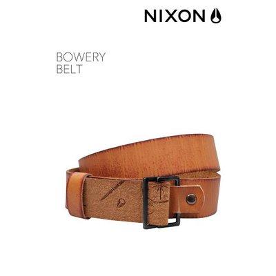 NIXON  Bowery saddle