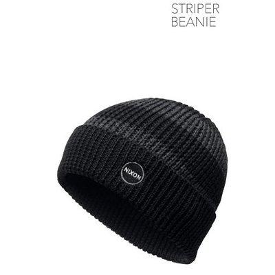 NIXON - Striper black / char.