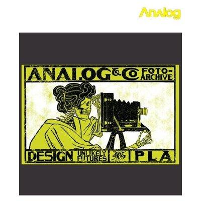 Analog - Foto dark ash T- shirt