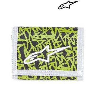 Alpinestars - Spraying wallet GREEN